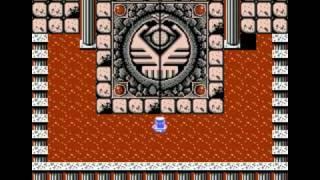 Famicom ◀ HIGEMARU 魔界島  ▶ Walkthrough Pt8/8