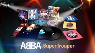 ABBA Super Trouper 40th Anniversary...
