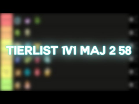 [DOFUS PVP] TIERLIST