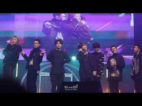 [CAM] 170421 'YESTERDAY' 블락비 in 청주드림콘서트