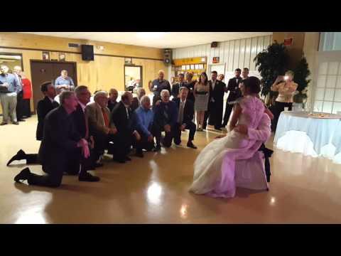 Pi Kapp Rose Song @Caleb &:Renee' Wedding