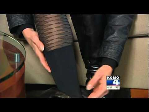 Bootights on Oprah-KOMO News 4/Seattle Profile