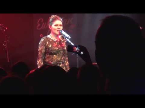Dina Garipova - Non, je ne regrette rien, live at the OGAE International Party