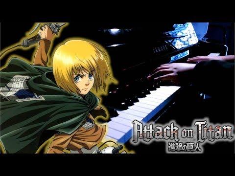 """[Attack On Titan Season 3 ED 1] """"Requiem Der Morgenröte"""" - Linked Horizon (Piano)"""