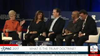 What is the Trump Doctrine?- CPAC 2017