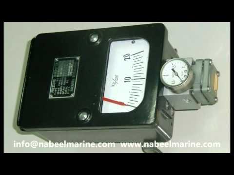 NAKAKITA PRESSURE TRANSMITTER - Nabeel Marine Trading LLC