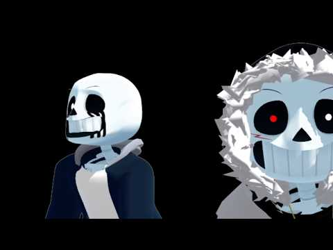 MMD Undertale Funny 2 DL