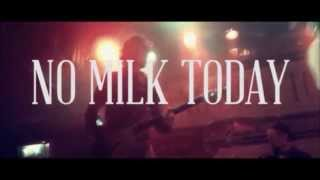 After movie with John Coffey and Del-toros // NO MILK TODAY 2.0