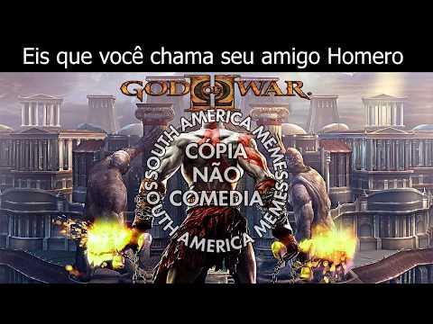 HOMERO OLHA AQUI - South America Memes