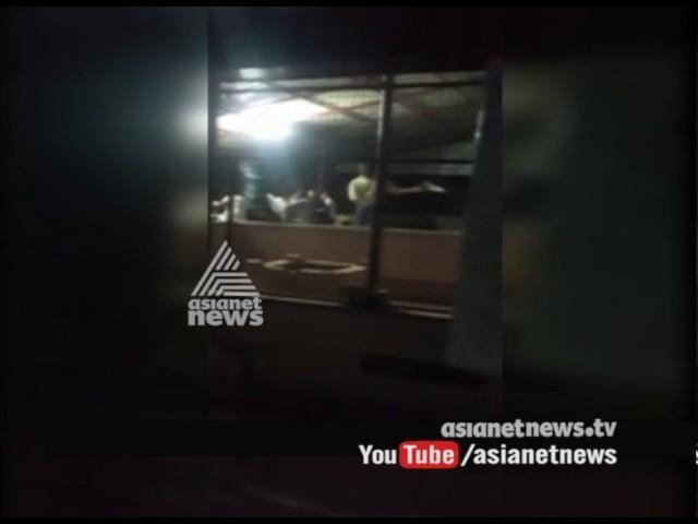 Teacher brutally beats students in Kollam | Exclusive Visuals