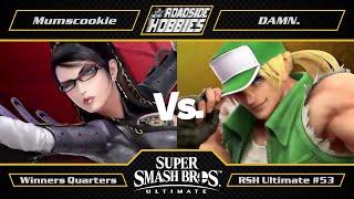 RSH Ultimate #53: Mumscookie (Bayonetta, Ridley) vs DAMN. (Terry) - Winners Quarters