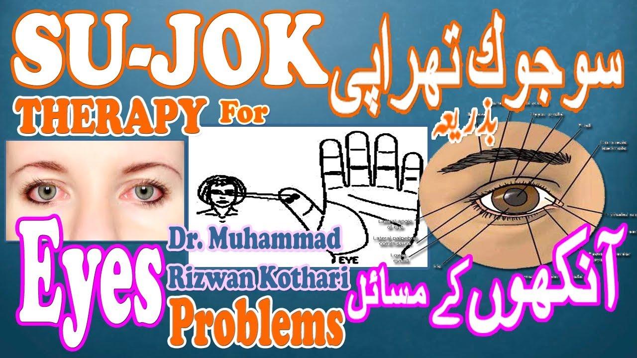 Su Jok Vision Therapy picamilon látomás