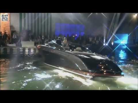 Luxury Yacht Rivamare Live the new Riva Yacht Icon World