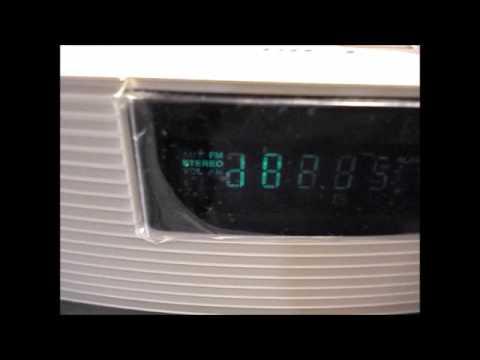 Bose Wave Awr1 1w Radio With Defective Display Youtube