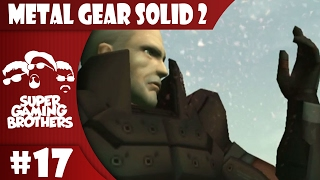 SGB Play: Metal Gear Solid 2 - Part 17 | Things Are Getting Harrier