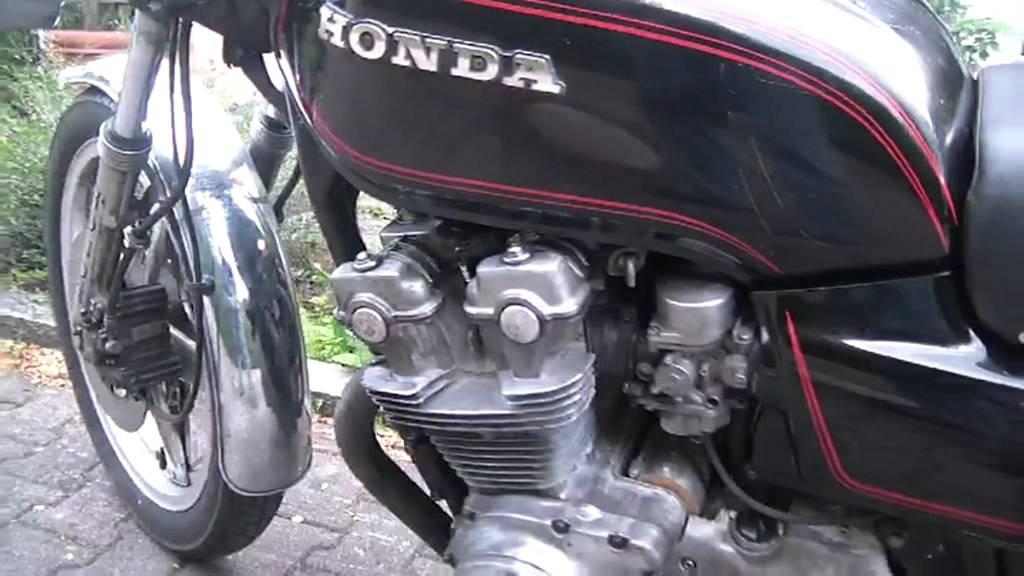 Motor    Honda       CB 750       KZ     RC01   YouTube