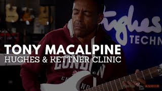 Pitbull Audio Presents: Tony MacAlpine Guitar Clinic featuring Hughes & Kettner