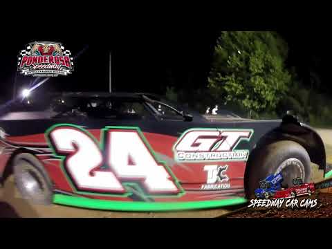 #24 Terry Cheeks - Crate Late Model - 5-17-19 Ponderosa Speedway - In Car Camera
