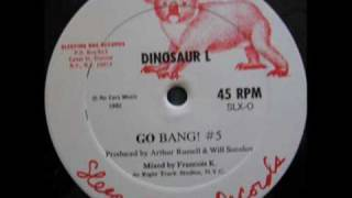 Dinosaur L Go Bang! #5.wmv