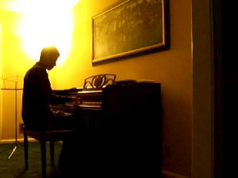 Videotape By Radiohead Cover Piano Instrumental Youtube