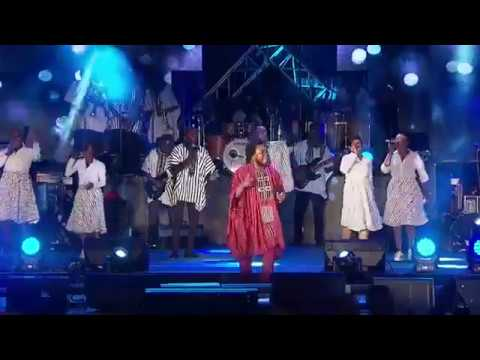 2017 SUNNY BADU Ministering Live at the