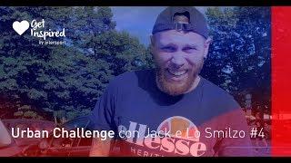 Urban Challenge con Jack e Lo Smilzo #4 - Essere Umano vs Moto