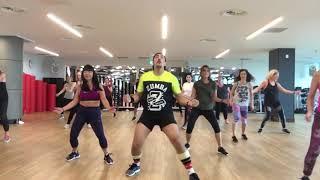 Made for Now - Spanish Version - Janet Jackson Ft Daddy Yankee - Choreography Zumba Papi UK