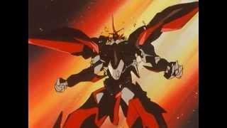 宇宙の騎士テッカマンブレード   ブラスターブレード対ブラスターエビル