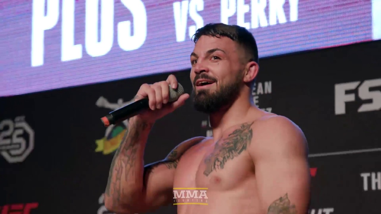 UFC Denver: Mike Perry Open Workout Highlights - MMA Fighting