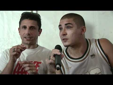 Big Day Out Backstage Interviews - Summer 2011
