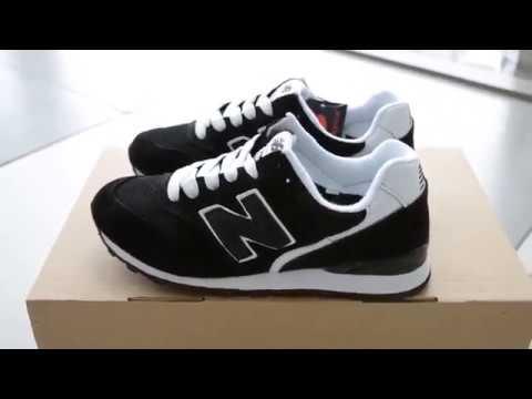 Кроссовки женские New Balance 996 черные