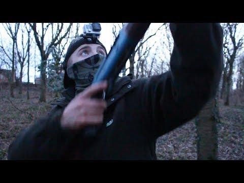 Winter Pigeon Shooting With Steel Shot