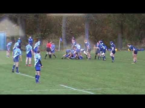 Livingston U18 v Whitecraigs U18