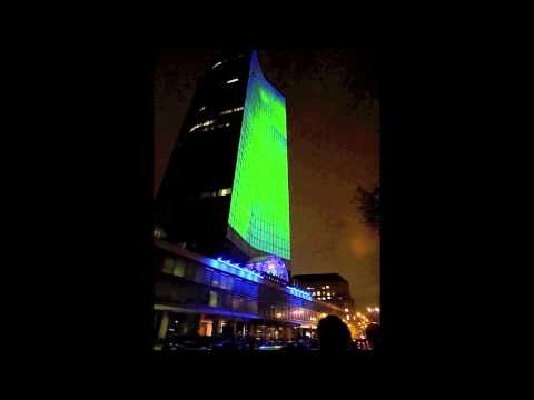 Deadmau5 Millbank Tower London (Nokia Lumia Live)