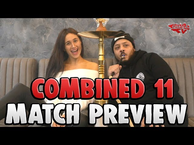 Arsenal Vs Chelsea Match Preview | Combined 11 Feat Sophie Rose | If This Is A L, Top 4 Is Gone!!!