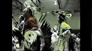 Stewart Indian School Native American Pow Wow intertribal 1996 Carson City, Nevada