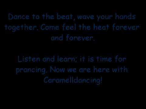 Luxury Caramell Dansen Lyrics