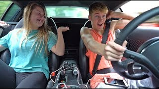 EX GIRLFRIEND REACTS TO AUDI R8 LAUNCH!