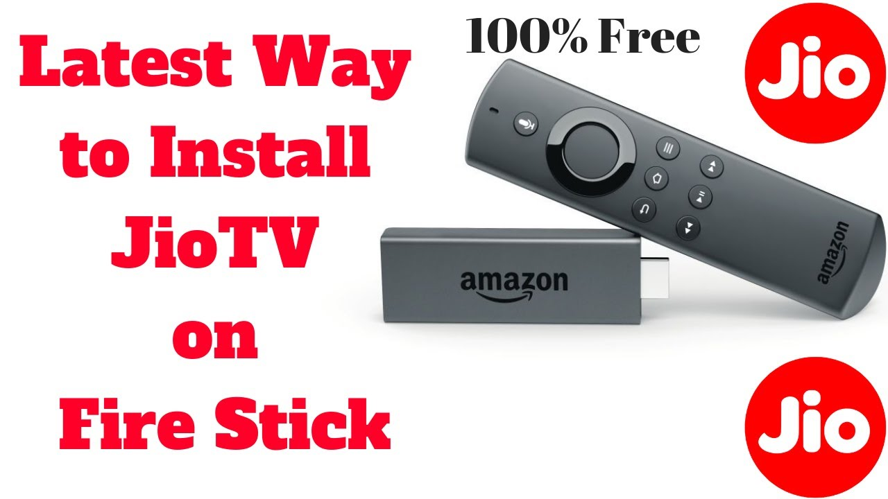 78585c336bb0 Updated: Two ways to Install JioTV on Amazon Fire Stick | Easy ...