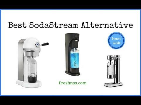 Best SodaStream Alternatives (2020 Buyers Guide)