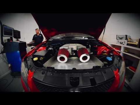 CPR8 twin throttlebody inlet m...