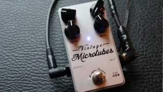 Darkglass Electronics Vintage Microtubes - BASS Demo