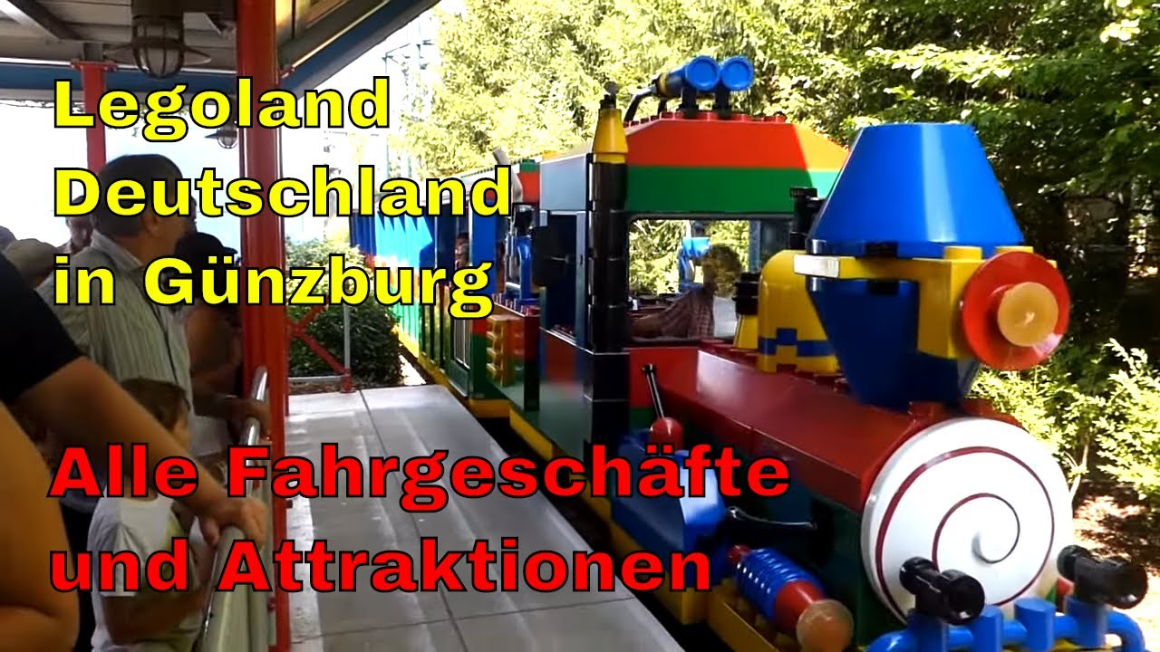 legoland deutschland in g nzburg achterbahnen im freizeitpark r a n ausflugstipp f r. Black Bedroom Furniture Sets. Home Design Ideas