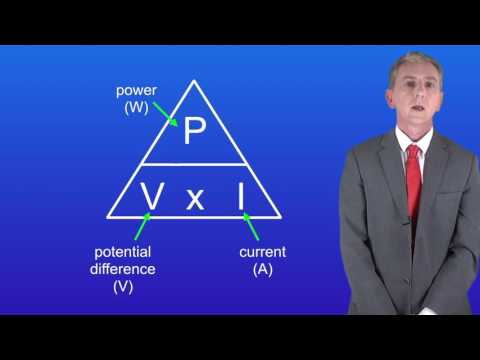GCSE Science Physics (9-1) Power of components