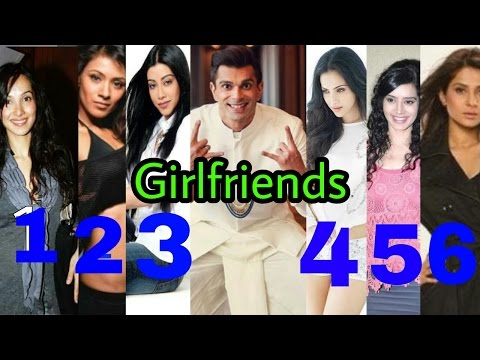 Karan Singh Grover's all girlfriends from 2005 to 2017 Shocking..  dont miss it