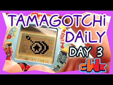 LET'S TAMAGO - Teen Stage (Daily Tamagotchi Diary Day 3) - CWK