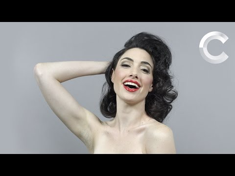 100 Years of Beauty in 1 Minute – Episode 1: USA