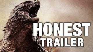 Become a Screen Junkie! ▻▻ http://bit.ly/sjsubscr Click here to see more Honest Trailers ▻▻http://bit.ly/HonestTrailerPlaylist America's first decent Godzilla ...