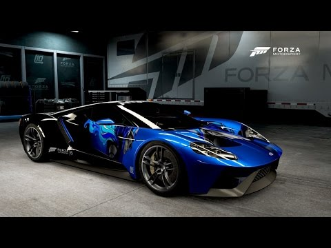 forza horizon 3 ford gt 2017 youtube. Black Bedroom Furniture Sets. Home Design Ideas