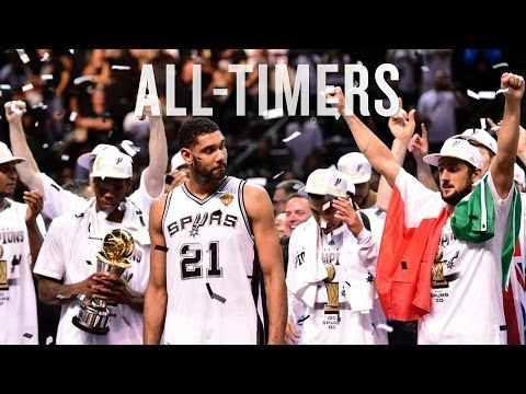 2014 Spurs are the best NBA champs since